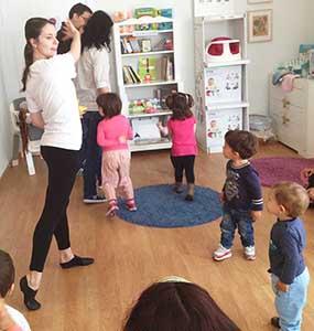 clases de baile en inglés en Madrid