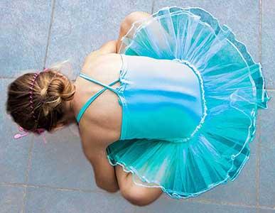 Clases de ballet en inglés para 2 a 8 años en Madrid