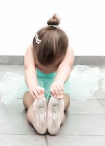 Clases de ballet para 2 a 8 años en Madrid