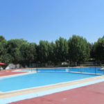 Campamento en inglés con piscina en Madrid
